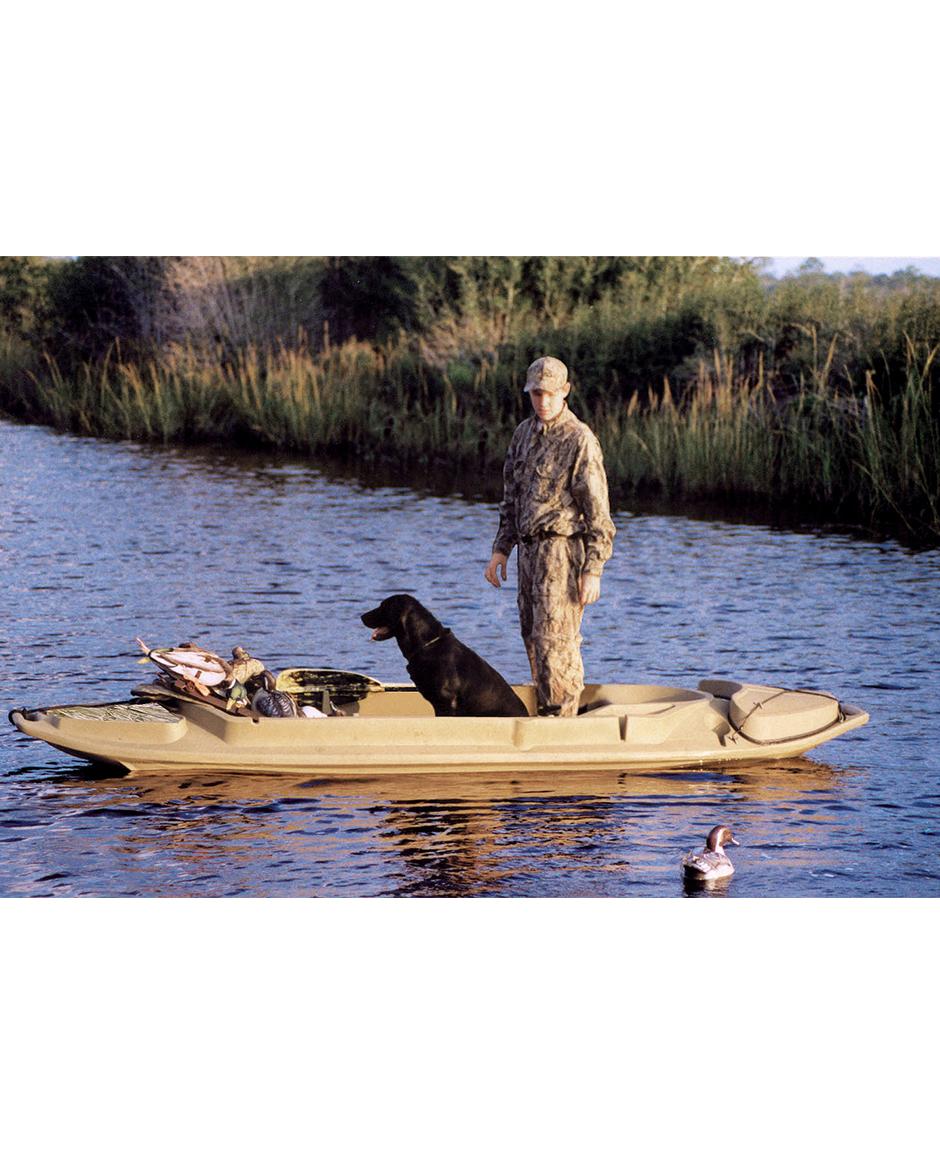 Beavertail Duck Boats Stealth 1200 Best Duck 2017